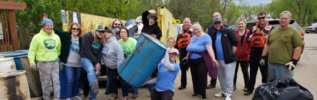 River Clean Up 2020